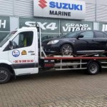 Új autó szállítás