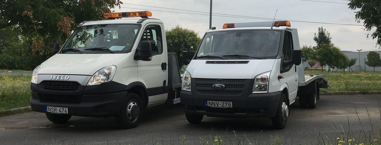 Autómentő szolgáltatásaink