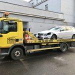 Zugligeti úti baleset