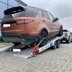Új autószállító tréler